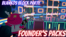Blankos Block Party - NFT Founder's Packs. First AAA Blockchain game coming out on EOS