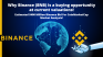 Why Binance (BNB) is a buy opportunity at current valuations! Estimated $400 Million Binance Bid For CoinMarketCap! Market Analysis!