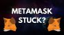 MetaMask ETH Transaction Stuck Pending? Here's a Possible Fix