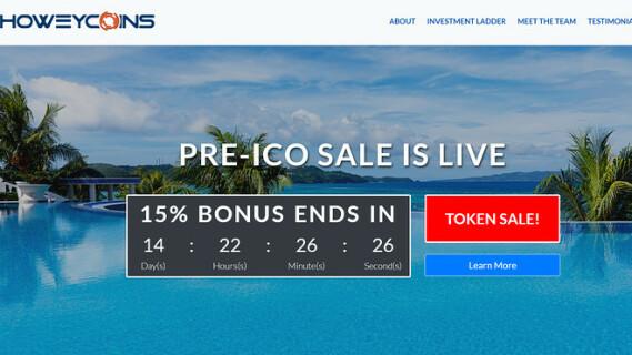 Fake Ico Website