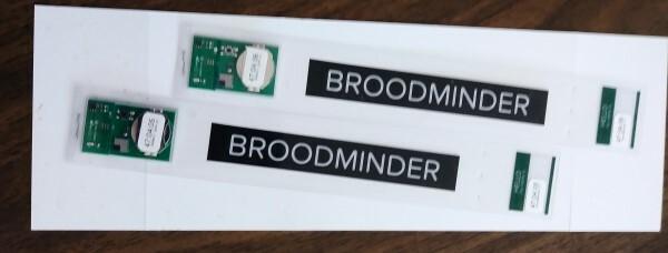 Broodminder T2 temperature sensors