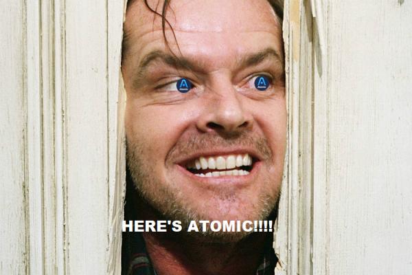 here's Atomic!