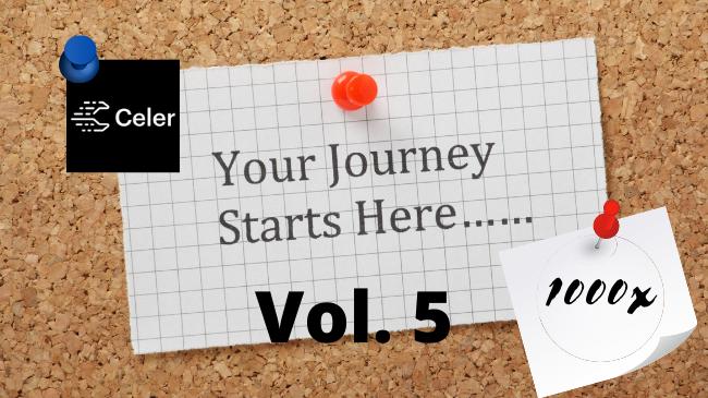 Journey to 1000x - Vol. 5