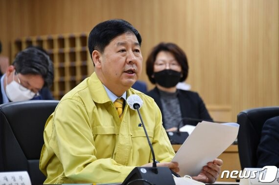Koo Yun-cheol, the Vice Minister of Strategy and Finance.