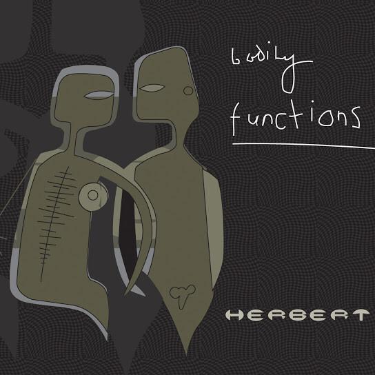 Herbert - Bodily functions, album art.