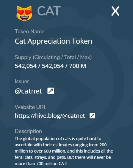 cat token, catnet