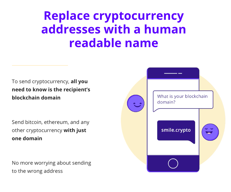 What if You Could Build a Blockchain Domain?  Unstoppable Domains via Atomic Wallet
