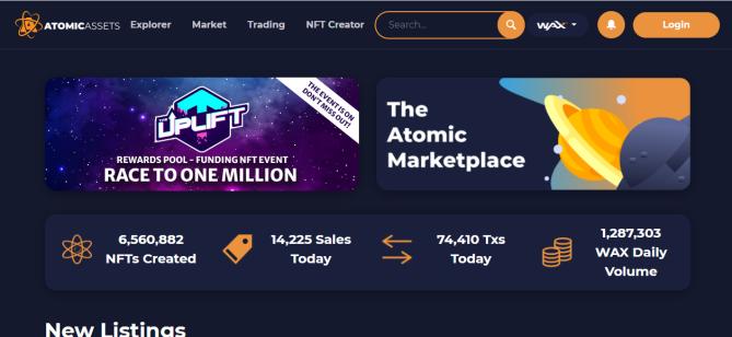 Atomic Marketplace