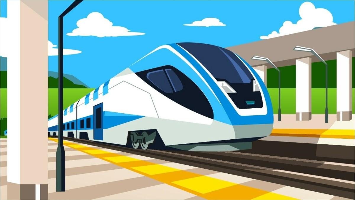 Upland train