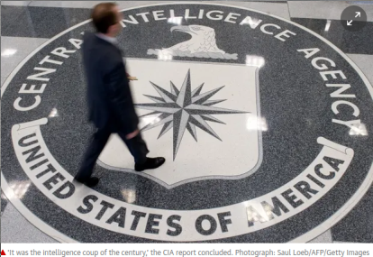 Crypto AG owned by the CIA