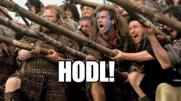 hodl hold hodling hodls trevor balthrop HODL! bitcoin help investing