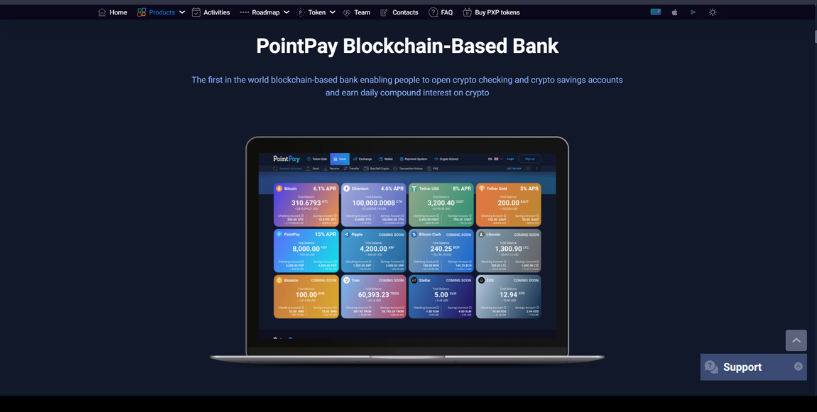 PointPay bank