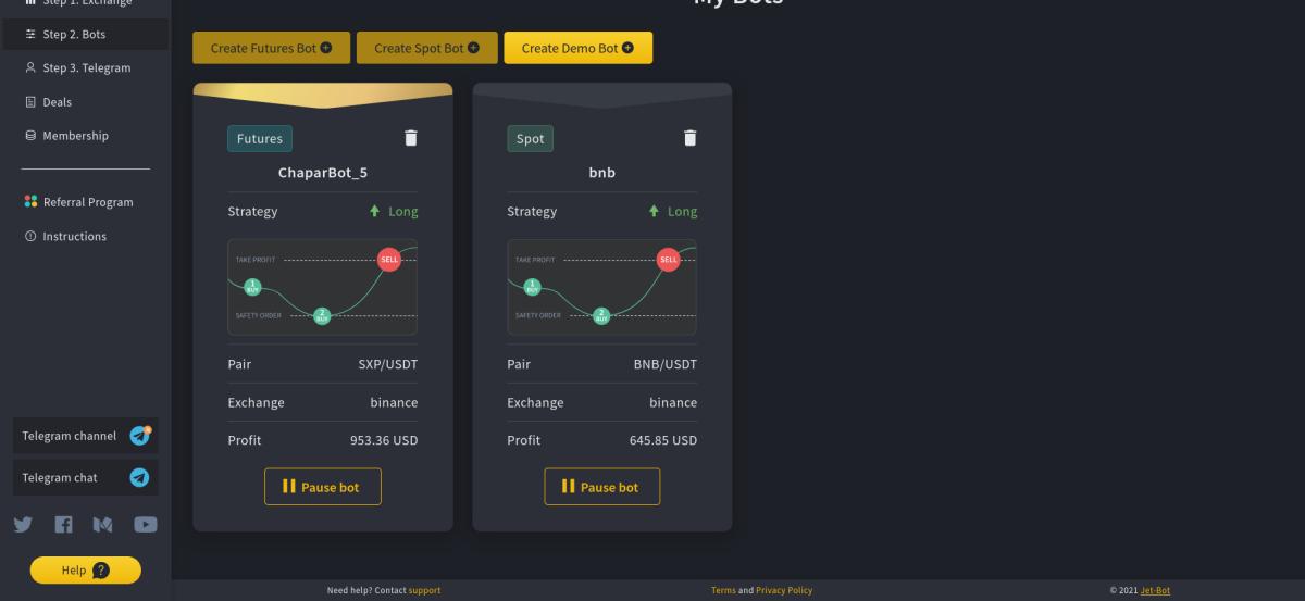 make money with crypto trading bot