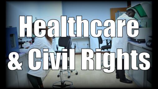 trevor balthrop healthcare and civil rights