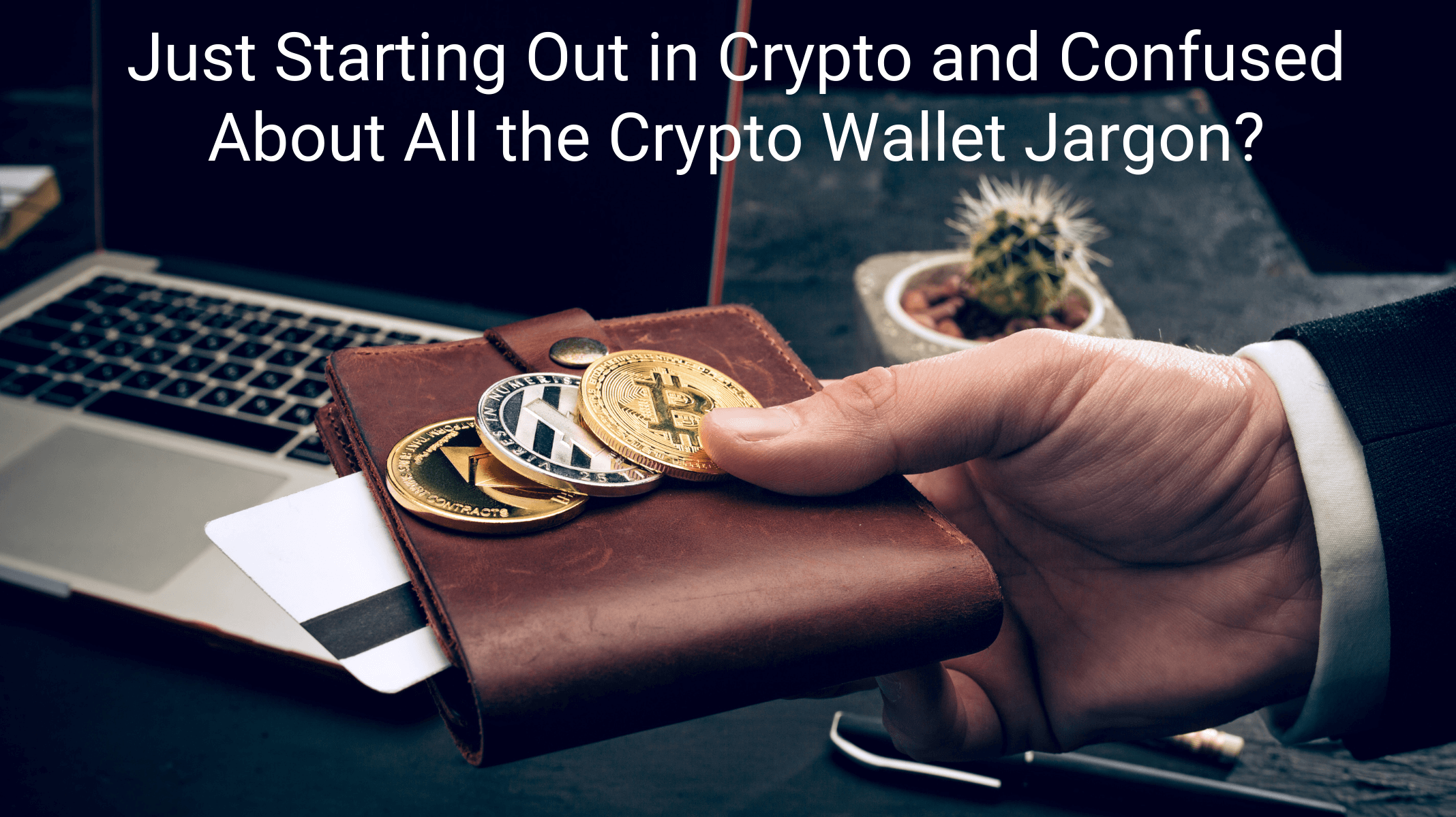 Just starting out in Crypto and confused about all the crypto wallet jargon?