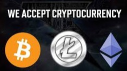 We Accept Crypto
