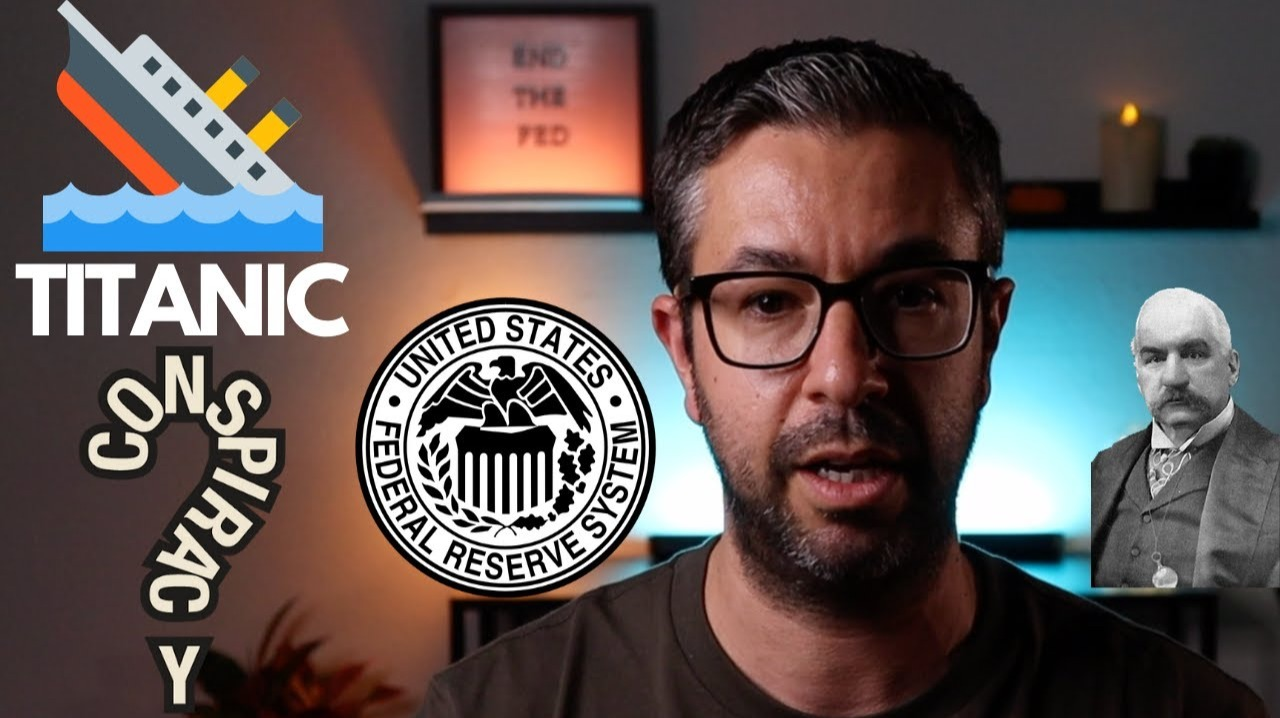 A Titanic Conspiracy to Create the United States Federal Reserve?