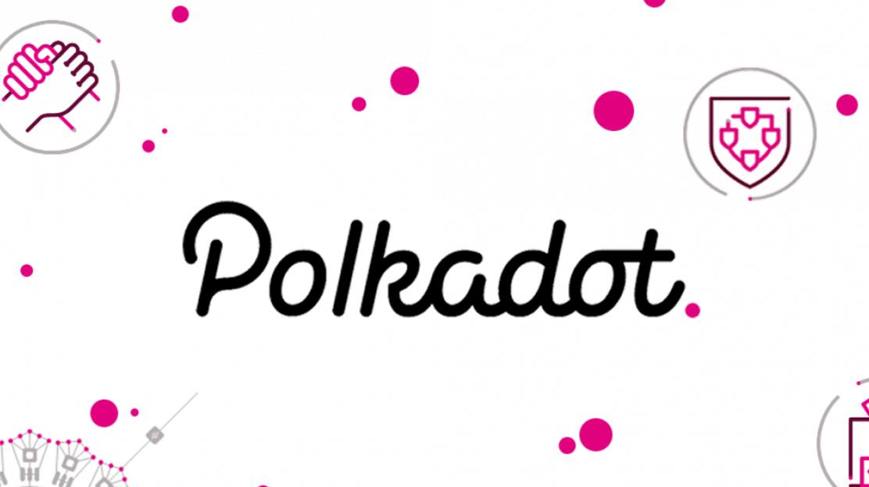 Polkadot logo