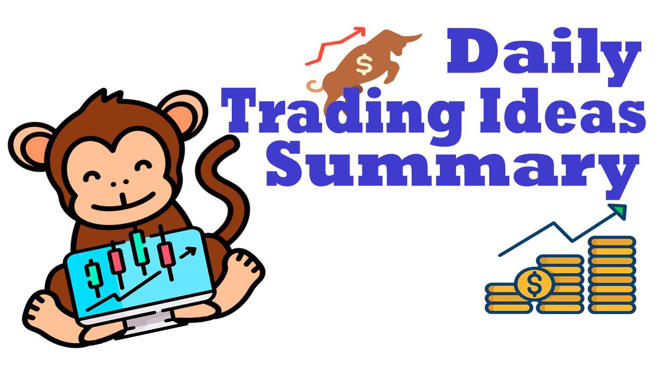 [Monkey Trade] Tranding Ideas Summary BTC/USD Jun 4th