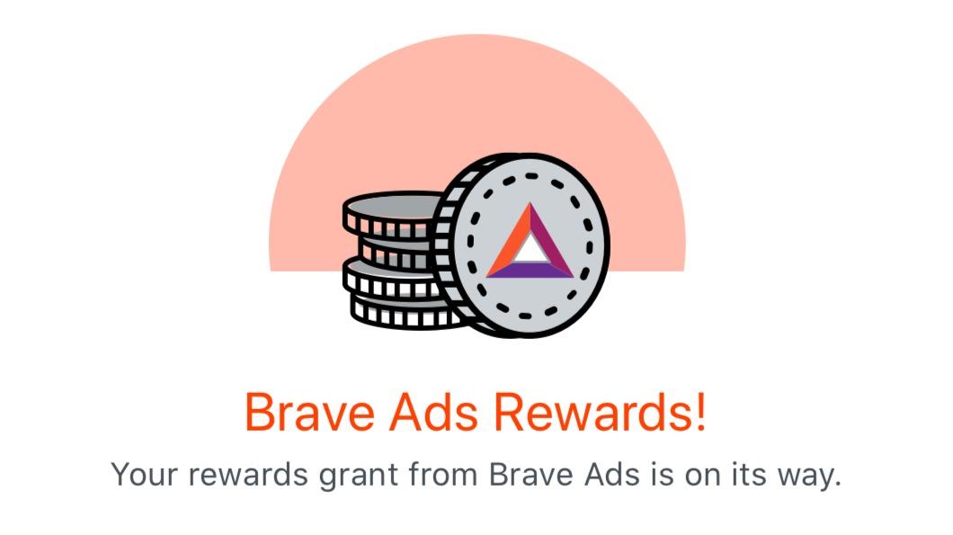brave ads rewards