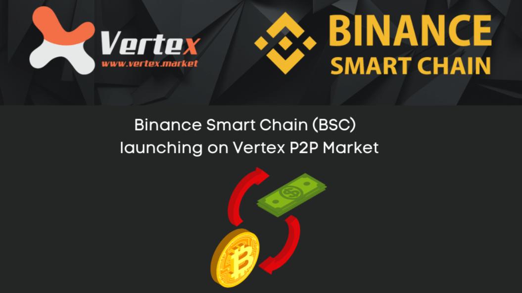 Vertex.Market P2P Exchange