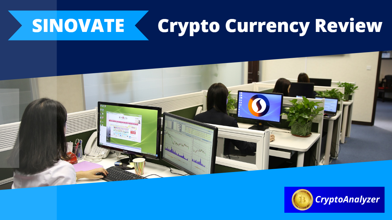 Review of Sinovate Crypto Currency