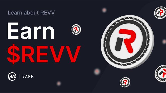 Coinmarketcap earn: REVV - quiz answers