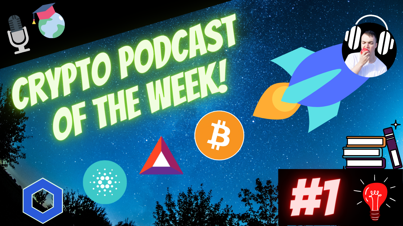 Crypto Podcast of the Week (#1): No Escape from Bitcoin's Gravity