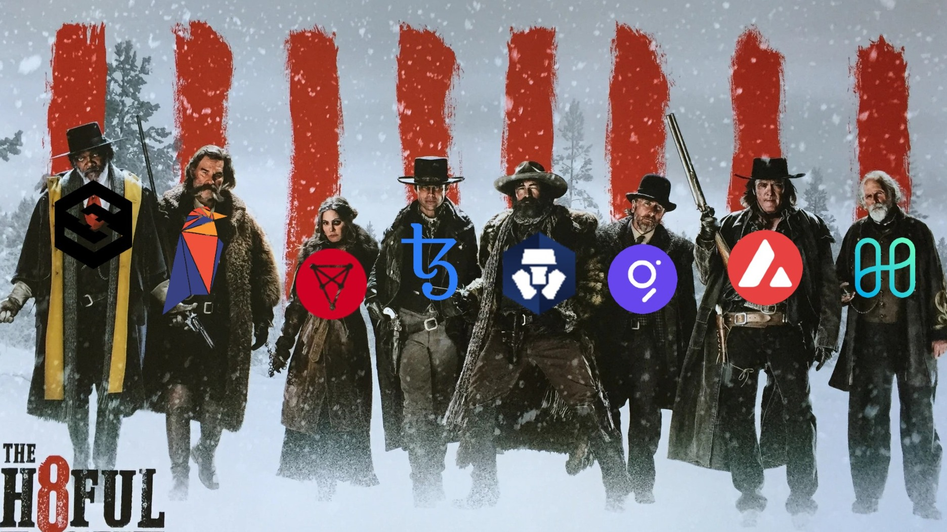 The Hateful Eight: XTZ, IOST, GRT, CHZ, CRO, AVAX, RVN, ONE – Biggest Losers from April 16th to April 23rd