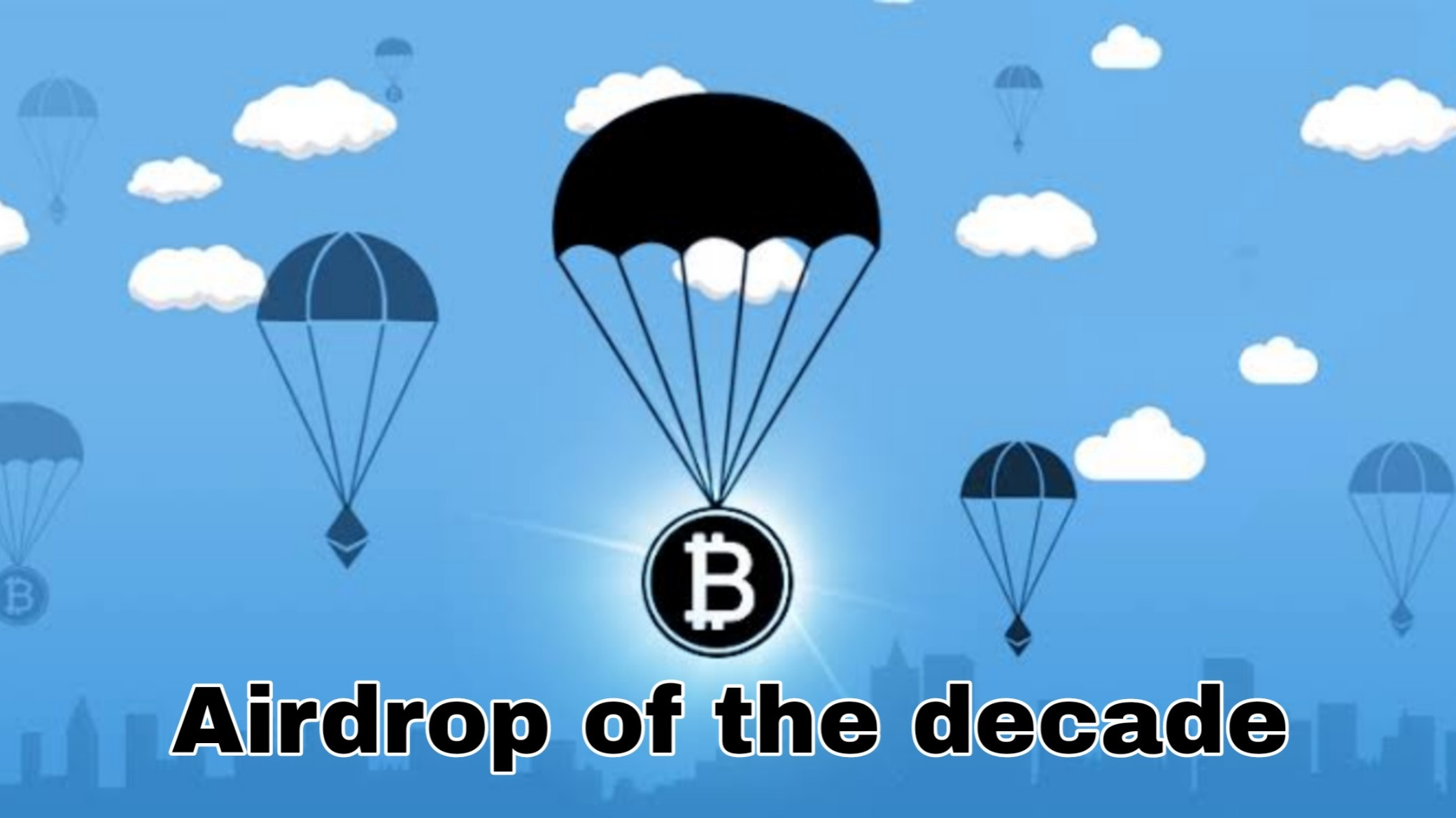 Best cryptocurrency airdrop of history