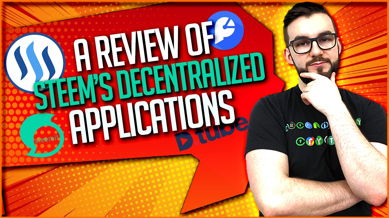 A Review Of Steem's Decentralized Applications