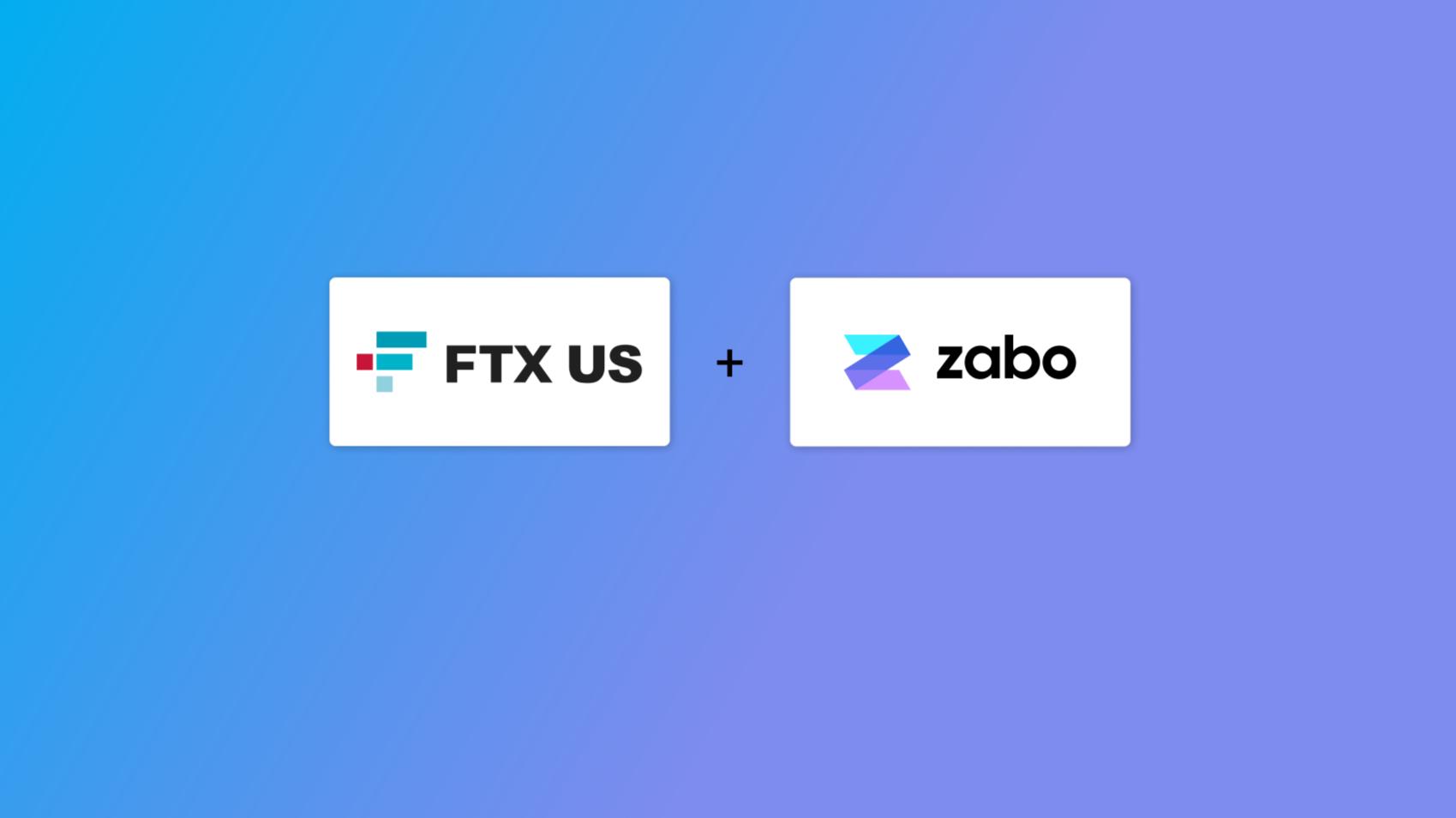 Zabo FTX US API