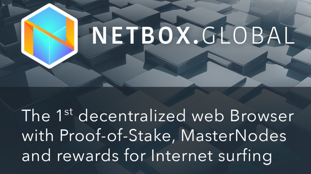 The first decentralized web browser with proof of stake master noods and rewards for internet surfing