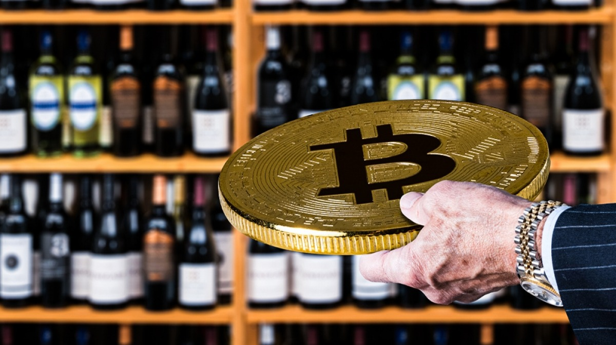 Crypto Coins Save French Company From Bankruptcy