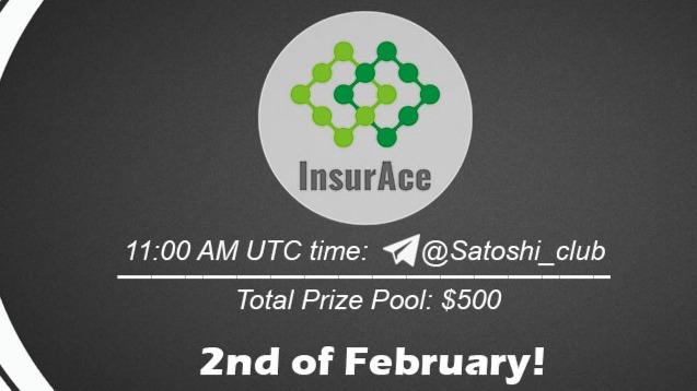 InsurAce x Satoshi Club AMA Recap from 2nd of February