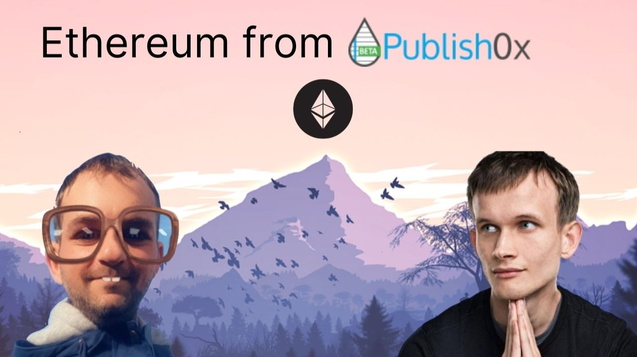 What Are You Doing With Your Ethereum Earned On Publish0x?
