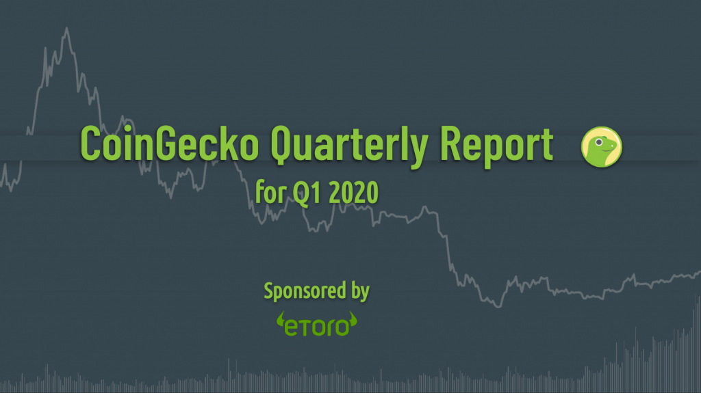CoinGecko Q1 2020 Quarterly Cryptocurrency Report