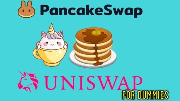 Uniswap and PancakeSwap for dummies