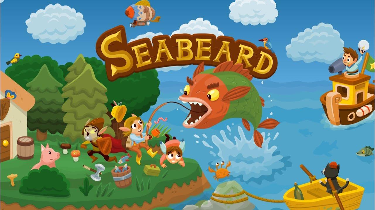 seabeard game poster