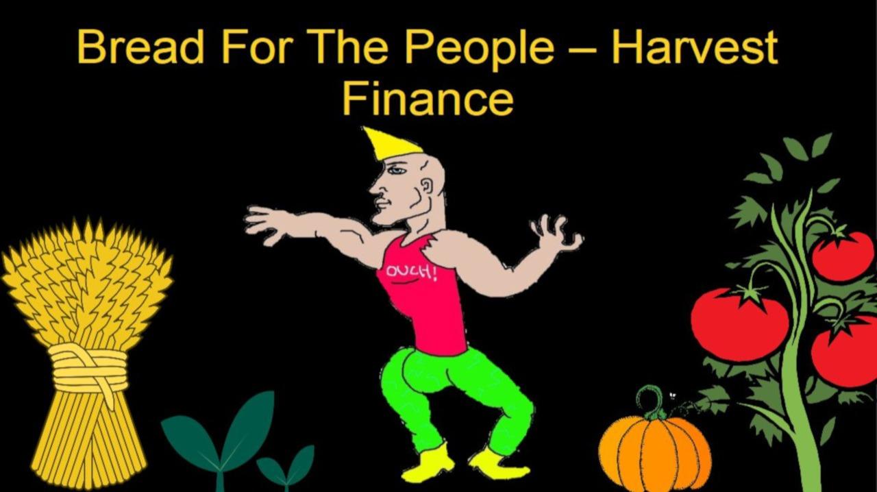 harvest finance image