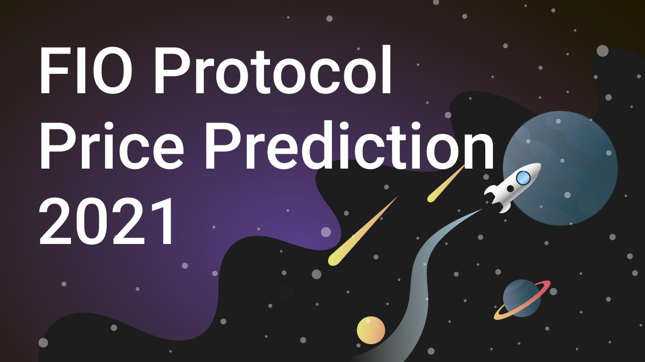 FIO Cryptocurrency Price Prediction