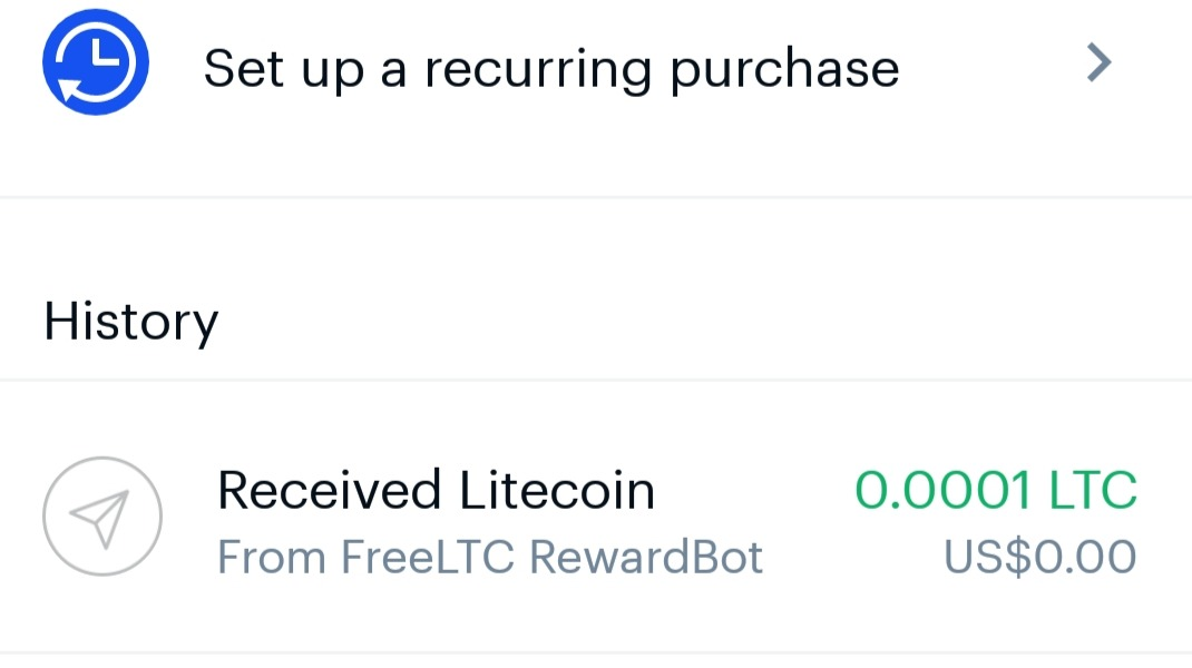 My payment proof of the bot