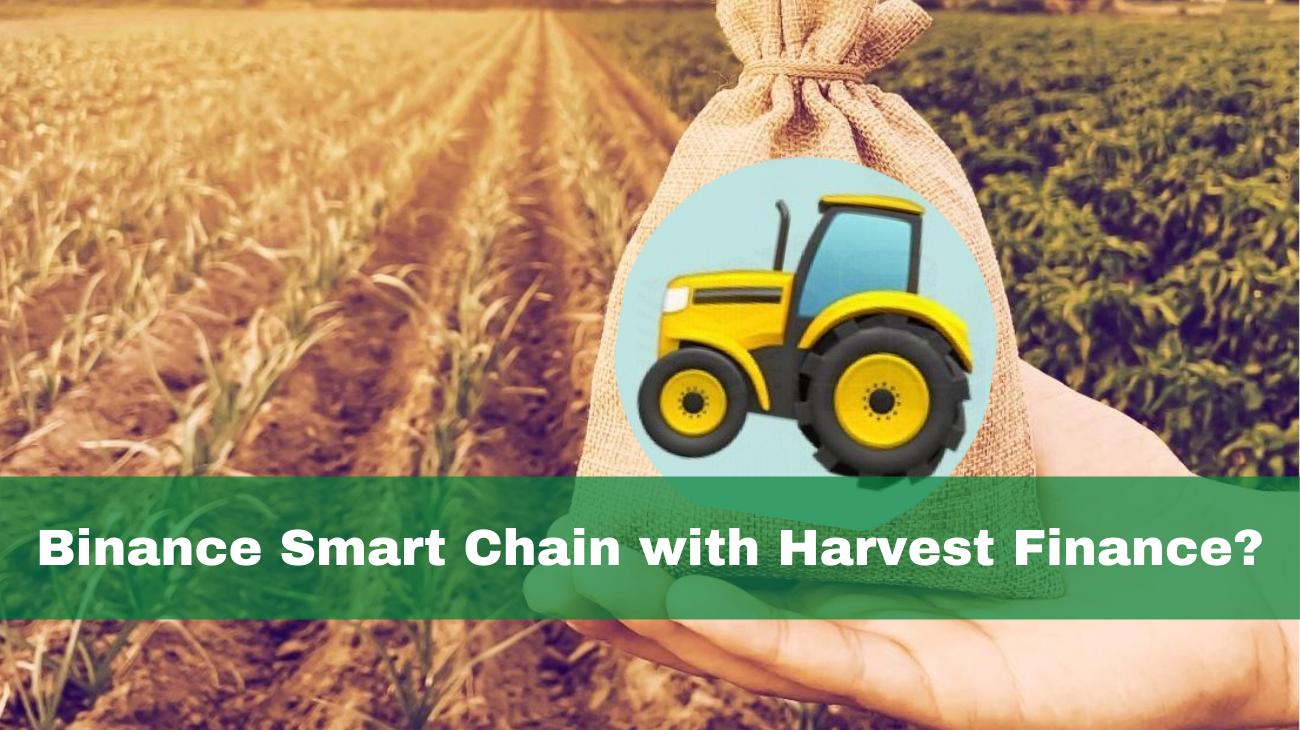 Binance Smart Chain and Harvest Finance