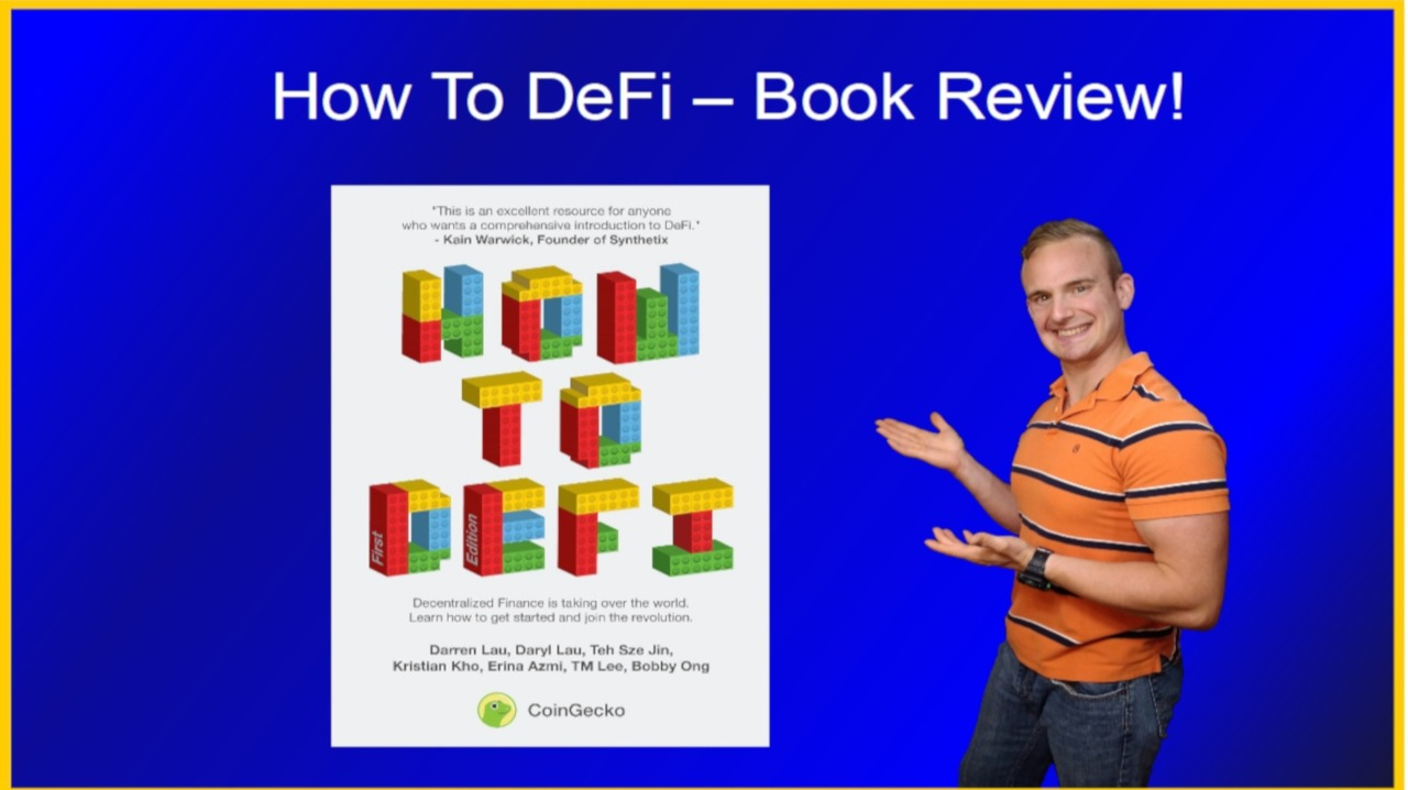 how to defi book cover
