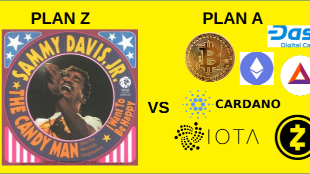 Govt Candy Man Plan Z vs Crypto Plan A