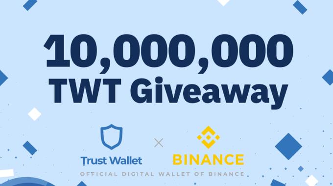 TWT 10 Million Giveaway Twitter GFX