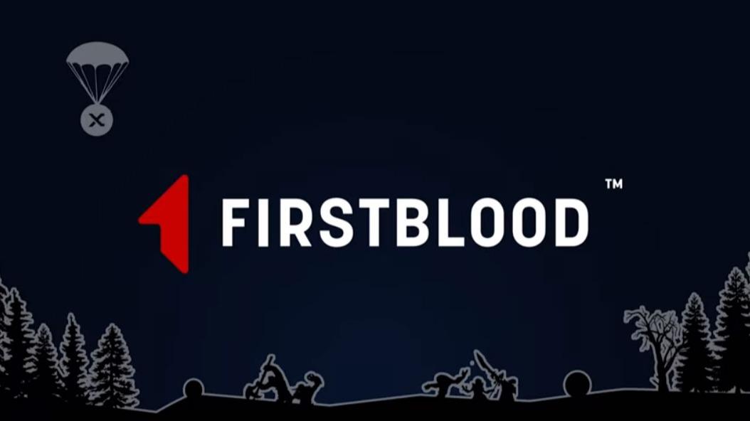 Logo for FirstBlood blockchain esports betting platform
