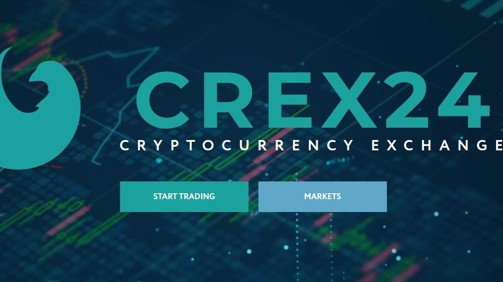 crex24 exchange cryptocurrency