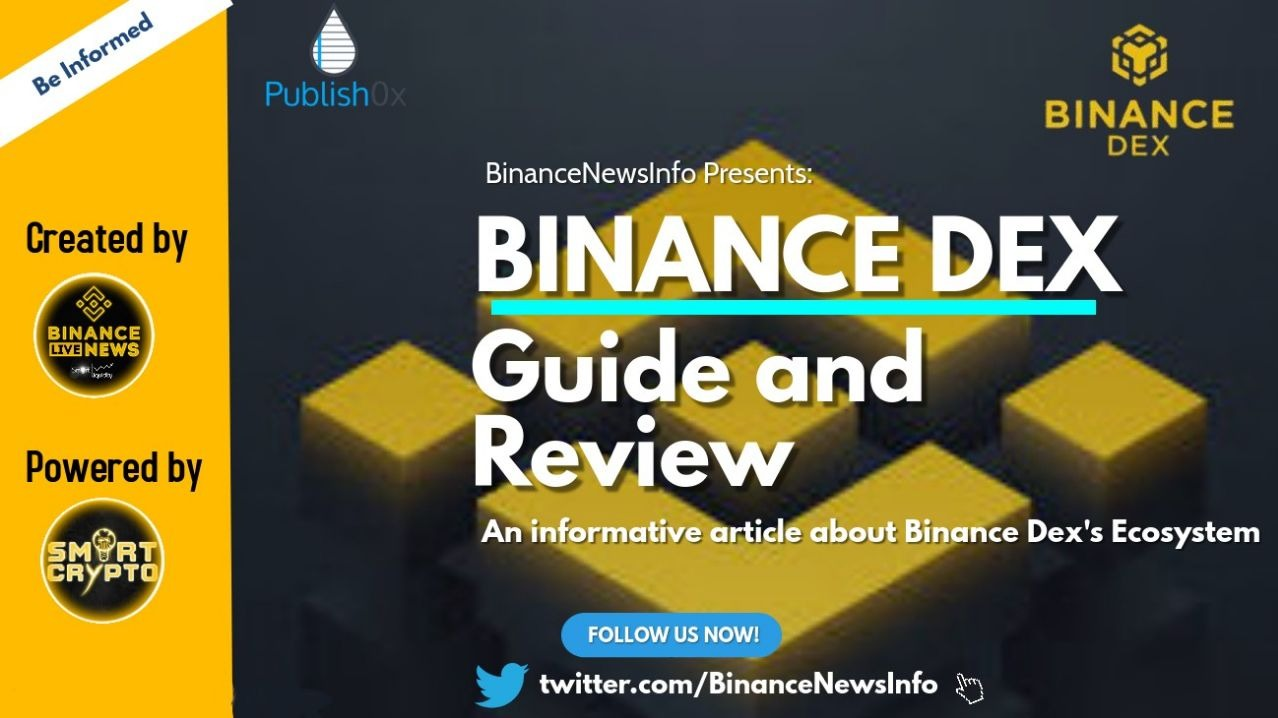 Binance DEX Guide and Review