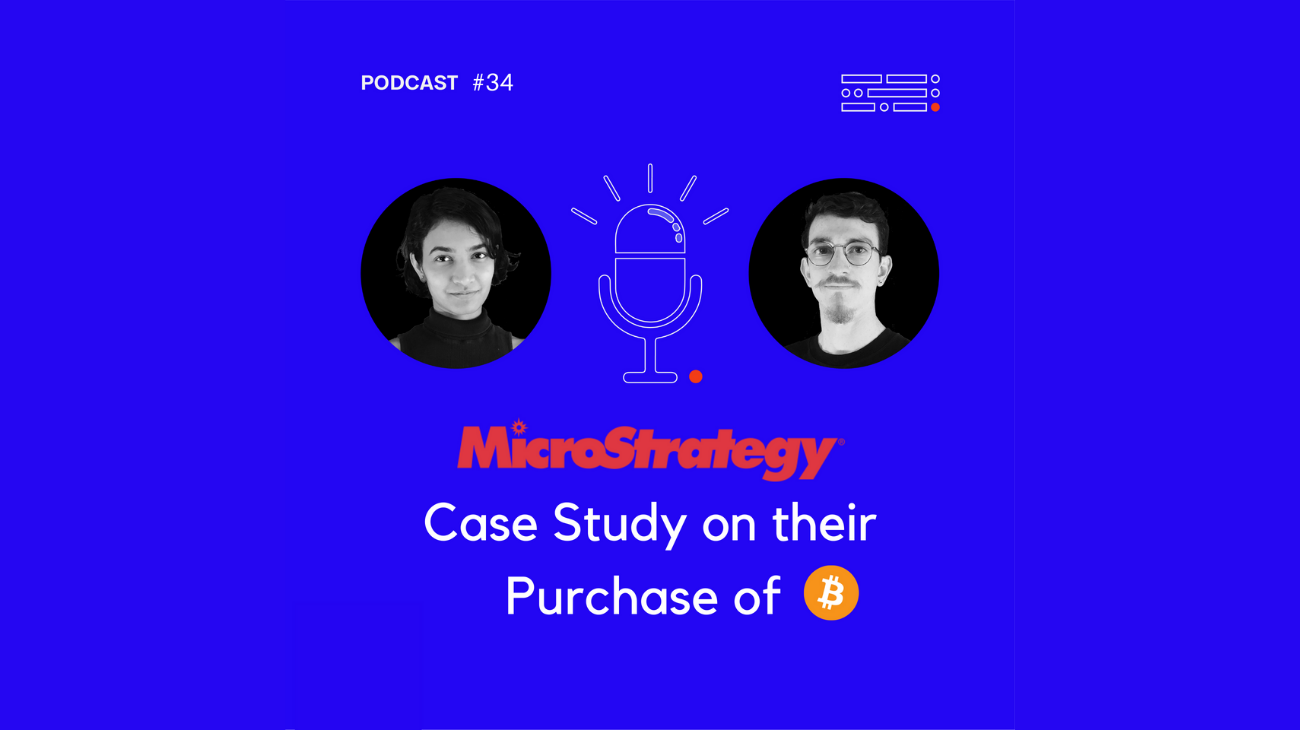 Go Full Crypto - MicroStrategy Podcast Episode